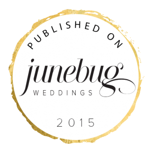 Published on Junebug Weddings Badges! | Junebug Weddings