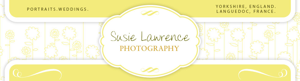 Portrait and Wedding Photographer – Susie Lawrence Photography logo