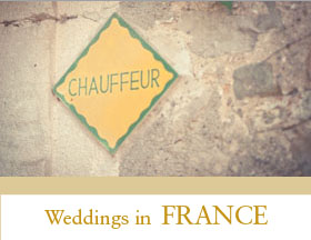 Weddings in France